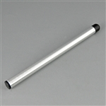 "13-0105 - Woodcraft - 7/8"" Repl. Bars 13.5"" Long Silver (each)"