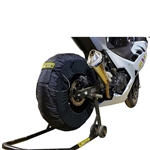 30-2105 - Dual Temp Tire Warmers (up to 150 rear) with soft carry case