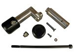 50-0131 - WoodCraft,  Ninja 250 08-12 Kit w/ Pucks Frame Sliders