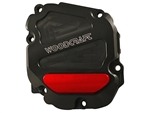 60-0168RB - WoodCraft,  KawZX10 - 11-17 Right, Black Engine Covers