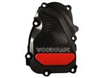 60-0445RB - WoodCraft,  Yam R6 - 03-05 Right, Black Engine Covers