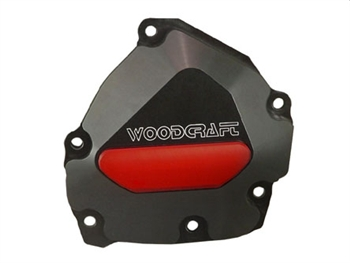 60-0452RB - Woodcraft, Yam R1 (09-14) Right, Black - Engine Covers
