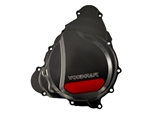 60-0500LB - WoodCraft,  Triumph 675 06-12 Left, Black Engine Covers