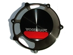 60-0640RB - WoodCraft,  Ducati RH Clutch Cover, Black Engine Covers