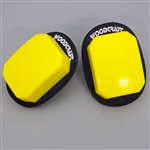 95-0103 - Yellow, Rain/Endurance Klucky Pucks, set of 2