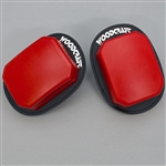 95-0104 - Red, Rain/Endurance Klucky Pucks, set of 2