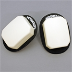 95-0105 - White, Rain/Endurance Klucky Pucks, set of 2