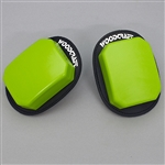 95-0107 - Green, Rain/Endurance Woodcraft Klucky Pucks, Set of 2