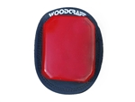 95-0400 - Klucky Pucks,  Kneepucks, Red, Set of 2