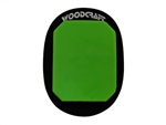 95-0700 - Klucky Pucks,  Kneepucks, Green, Set of 2
