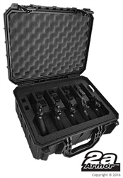 2a Armor - 5 Pack Pistol Case