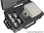 CaseCruzer iPad 5 Pack Carrying Case. (Restocking fee 20%)