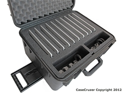CaseCruzer iPad 10 Pack Carrying Cases