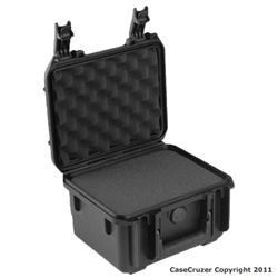 CaseCruzer KR0907-06-F case with cubed foam.