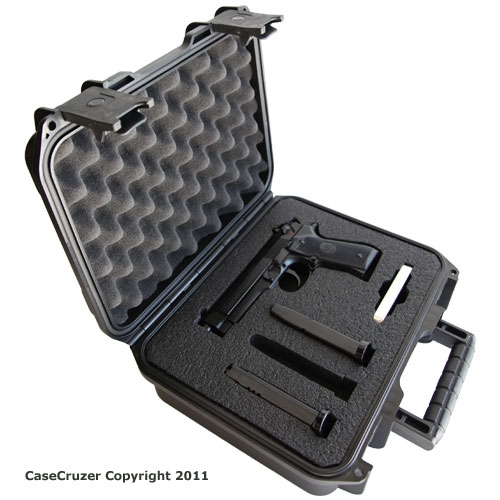 size 40 fb76b d5c9f GunCruzer M9 Single Pistol Carrying Case
