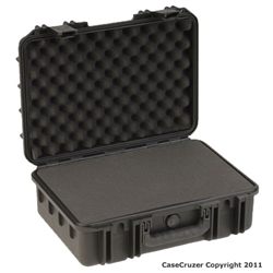 CaseCruzer KR1711-06-F case with cubed foam.