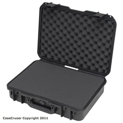 CaseCruzer KR1813-05-F case with cubed foam.