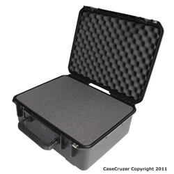 CaseCruzer KR1914-08-F case with cubed foam - No wheels
