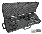 GunCruzer Universal AR Rifle and Pistol Gun Case