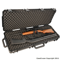 "GunCruzer Universal gun case with interlocking convoluted foam - 41"" in length"