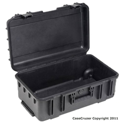 CaseCruzer KR2011-08-E case empty with wheels.