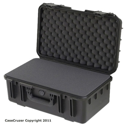 CaseCruzer KR2112-08-F case with cubed foam (no wheels).