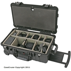 CaseCruzer Photo StudioCruzer 1510 Carry-On Case