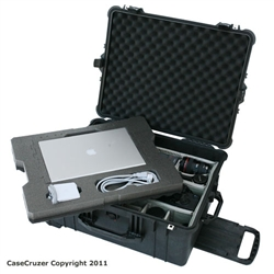 CaseCruzer StudioCruzer-1610 Shipping / Carrying Case