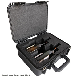 2 Bottle Wine Travel Case - WineCruzer