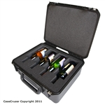 4 Bottle Wine Carrier - WineCruzer