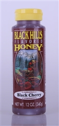 Black Hills Flavored Honey - Black Cherry 12oz