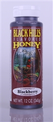 Black Hills Flavored Honey - Blackberry 12oz
