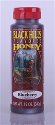 Black Hills Flavored Honey - Blueberry 12oz