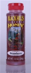 Black Hills Flavored Honey - Strawberry 12oz