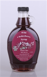 Chokecherry Syrup