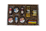 Gourmet Wild Game Meat & Cheese Box