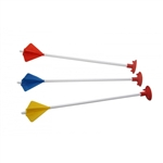 Cross Bow Extra Arrow Set (3-Count)