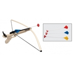 Pistol Cross Bow Set w/3 Arrows