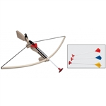 Rifle Cross Bow Set w/3 Arrows