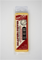 Hot Pepper Cheese Block 4oz | Hunter's Reserve