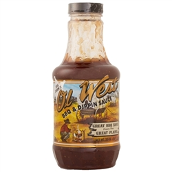 Ol West BBQ Sauce (Case of 12)