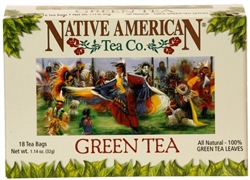 Green Tea | Native American Tea