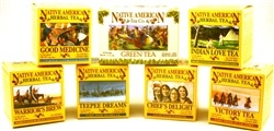 Native American Tea Gift Box