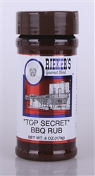 Top Secret BBQ Rub | Riekers