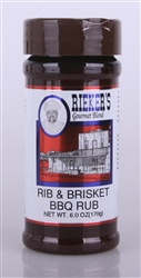 Rib & Brisket Rub | Riekers