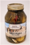 Dilled Pickles 32oz | South Dakota | South Dakota