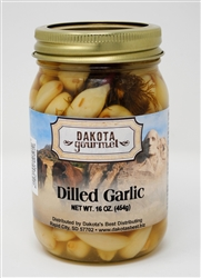 Dilled Garlic 16oz | South Dakota