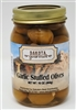Garlic Stuffed Olives 16oz | South Dakota