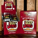 Sturgis Beef Jerky 2oz Peppered