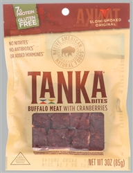 Tanka Bites Slow Smoked Original